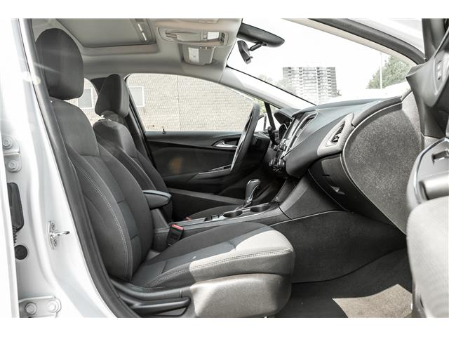 2017 Chevrolet Cruze LT Auto (Stk: APR3304) in Mississauga - Image 15 of 19