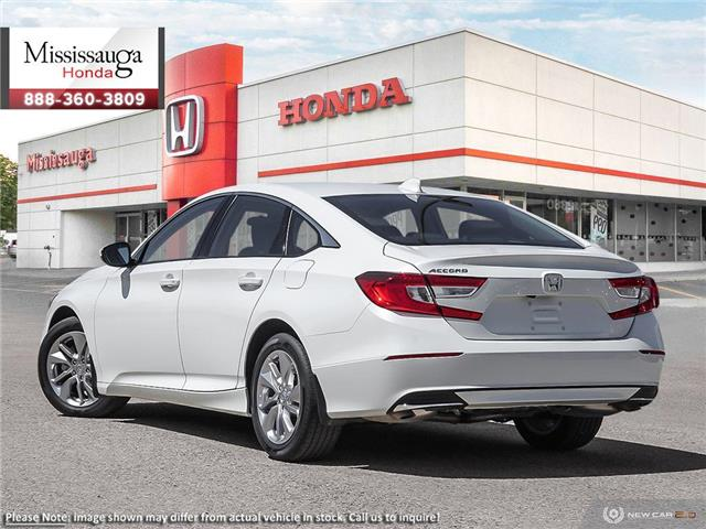 2019 Honda Accord LX 1.5T (Stk: 326743) in Mississauga - Image 4 of 23