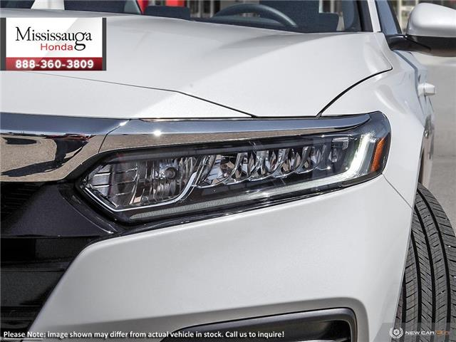 2019 Honda Accord LX 1.5T (Stk: 326743) in Mississauga - Image 10 of 23