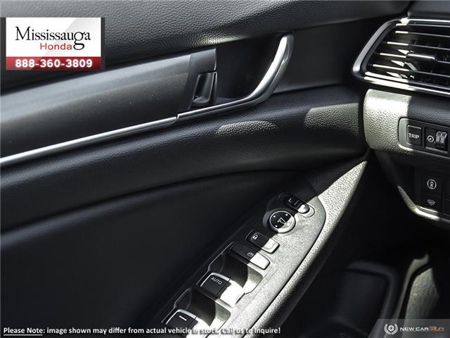 2019 Honda Accord LX 1.5T (Stk: 326743) in Mississauga - Image 16 of 23