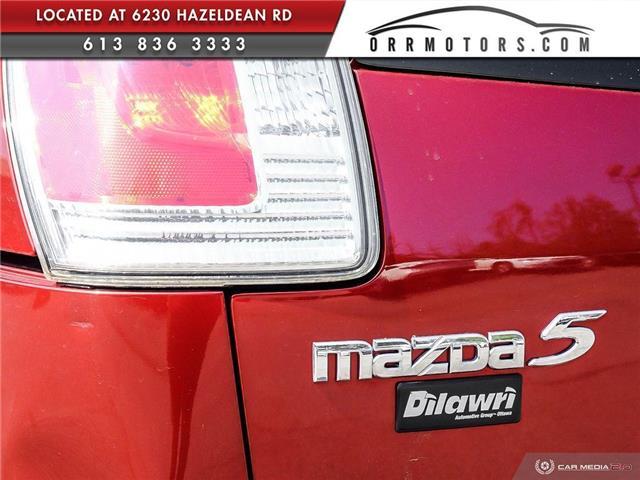 2010 Mazda Mazda5 GS (Stk: 5463-1) in Stittsville - Image 11 of 27