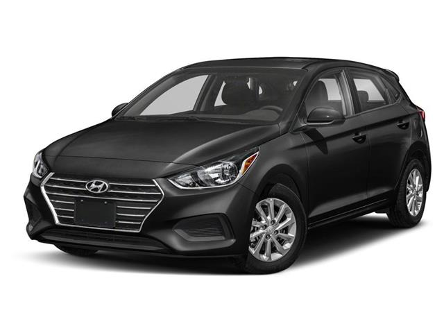 2020 Hyundai Accent  (Stk: N506) in Charlottetown - Image 1 of 9