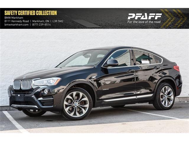 2018 BMW X4 xDrive28i (Stk: O12150) in Markham - Image 1 of 19