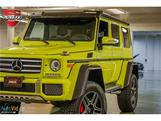 2018 Mercedes-Benz G-Class Base (Stk: ) in Oakville - Image 1 of 45