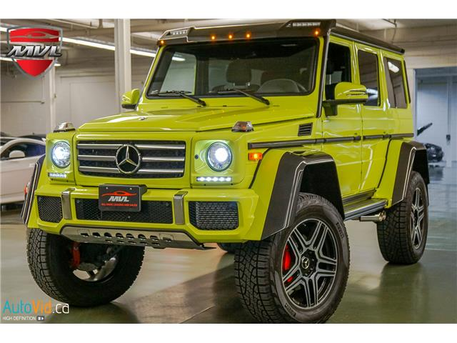 2018 Mercedes-Benz G-Class Base (Stk: ) in Oakville - Image 2 of 45