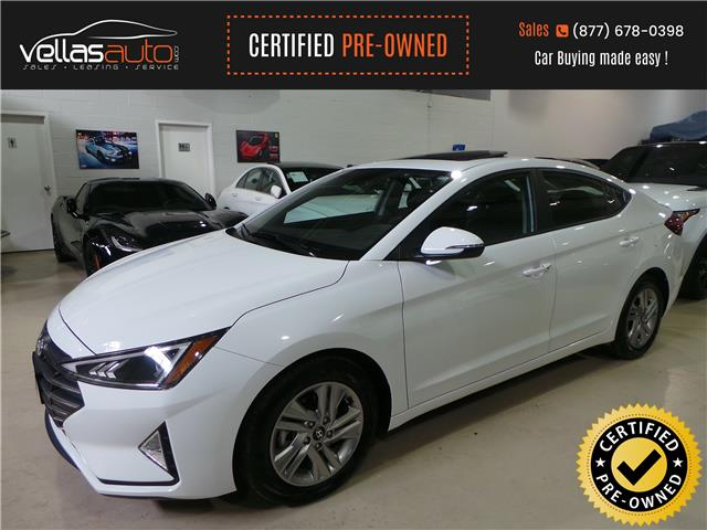 2019 Hyundai Elantra Preferred (Stk: NP1434) in Vaughan - Image 1 of 25