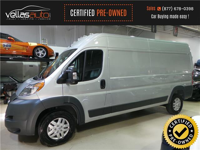 2018 RAM ProMaster 2500 High Roof (Stk: NP2413) in Vaughan - Image 1 of 25