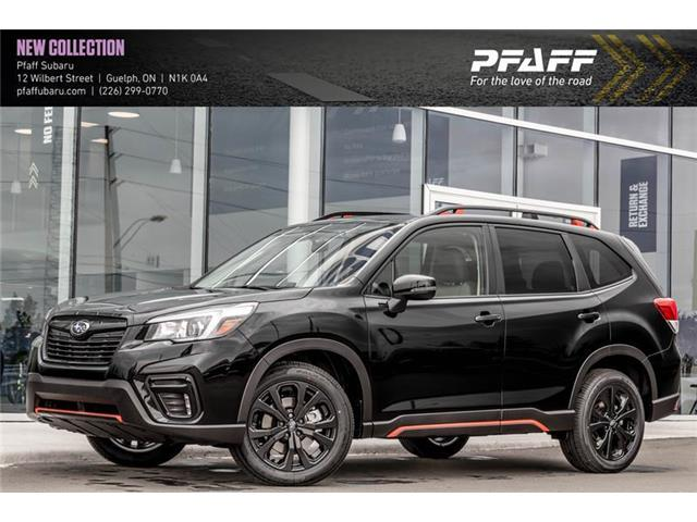 2019 Subaru Forester 2.5i Sport (Stk: S00290) in Guelph - Image 1 of 22