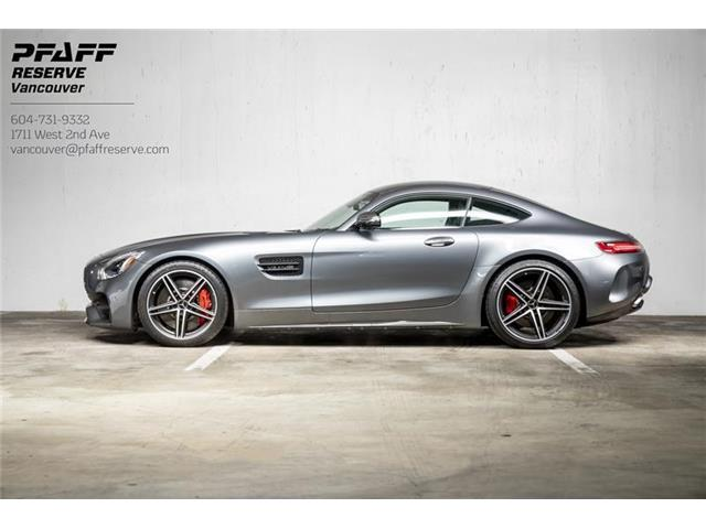 2018 Mercedes-Benz AMG GT C Base (Stk: VU0459) in Vancouver - Image 1 of 22