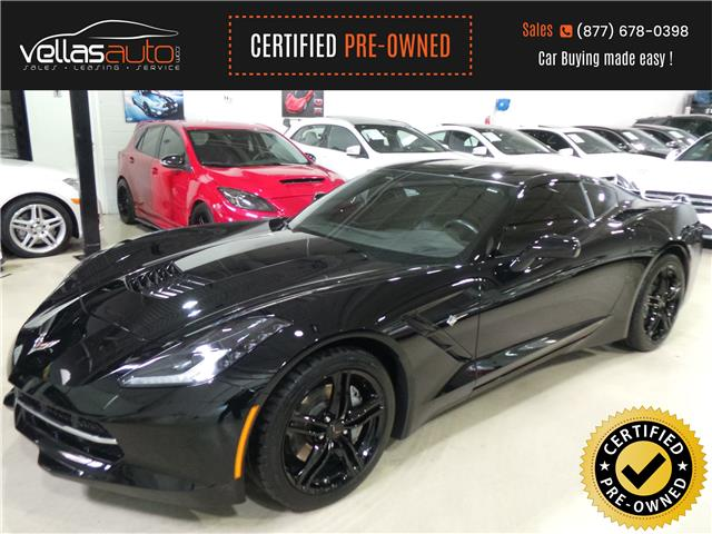 2017 Chevrolet Corvette Stingray 1G1YA2D72H5107366 NP7366 in Vaughan