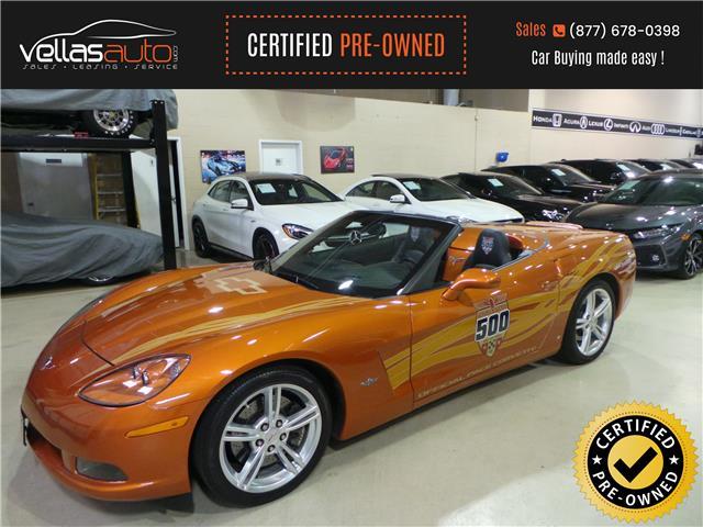 2007 Chevrolet Corvette  1G1YY36U575139456 NP9456 in Vaughan