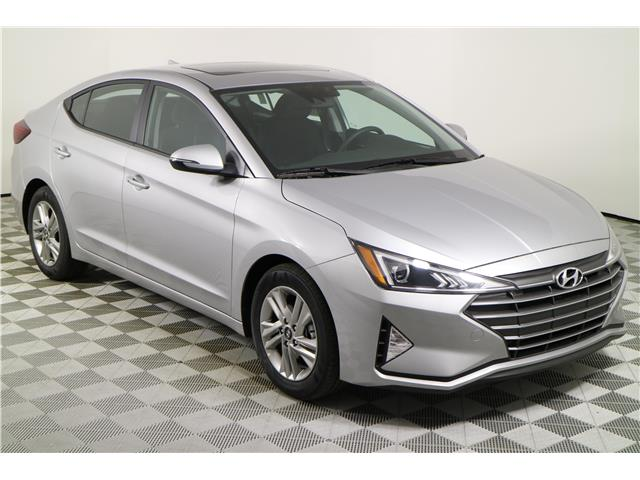 2020 Hyundai Elantra Preferred w/Sun & Safety Package (Stk: 194810) in Markham - Image 1 of 22