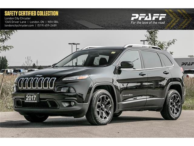 2017 Jeep Cherokee North (Stk: LC9081A) in London - Image 1 of 21