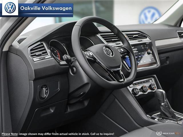 2019 Volkswagen Tiguan Comfortline (Stk: 21506) in Oakville - Image 12 of 23