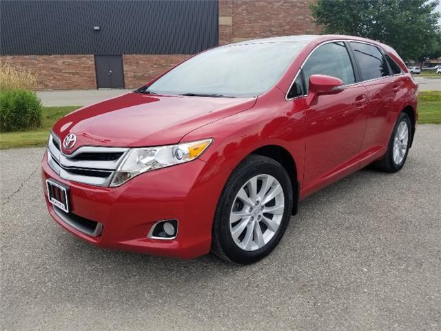 2015 Toyota Venza Base (Stk: U01408) in Guelph - Image 1 of 30
