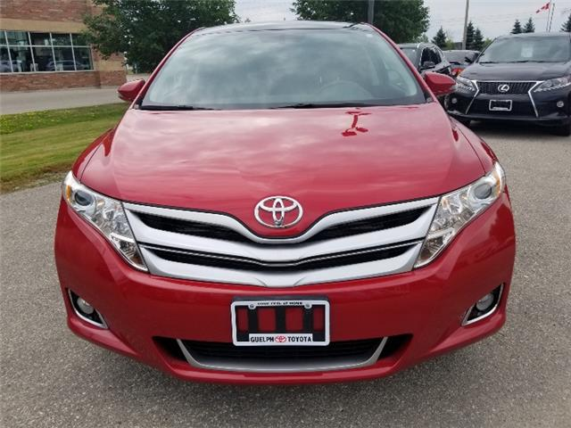 2015 Toyota Venza Base (Stk: U01408) in Guelph - Image 2 of 30
