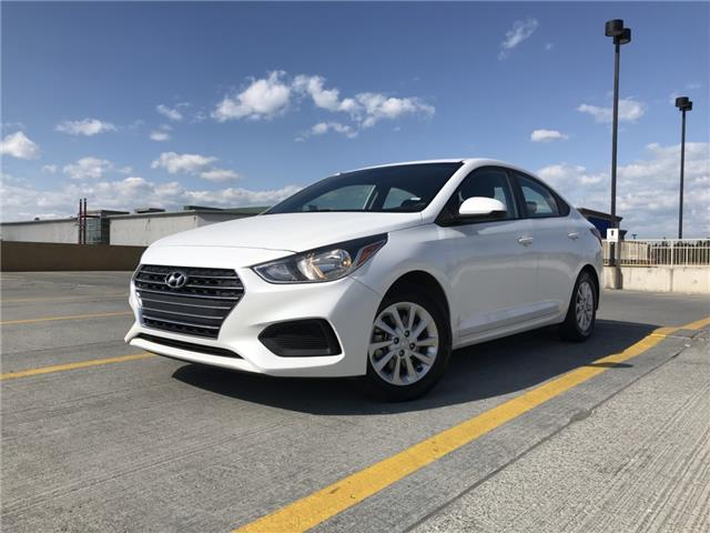 2018 Hyundai Accent GL (Stk: P0329) in Calgary - Image 1 of 21