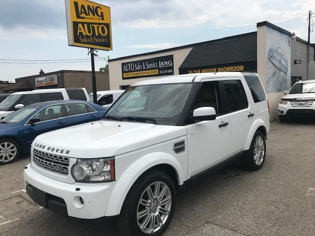 2011 Land Rover LR4 5.0 V8 HSE LUXURY HSE LUXURY! NAV! DVD! (Stk: 53112) in Etobicoke - Image 1 of 20
