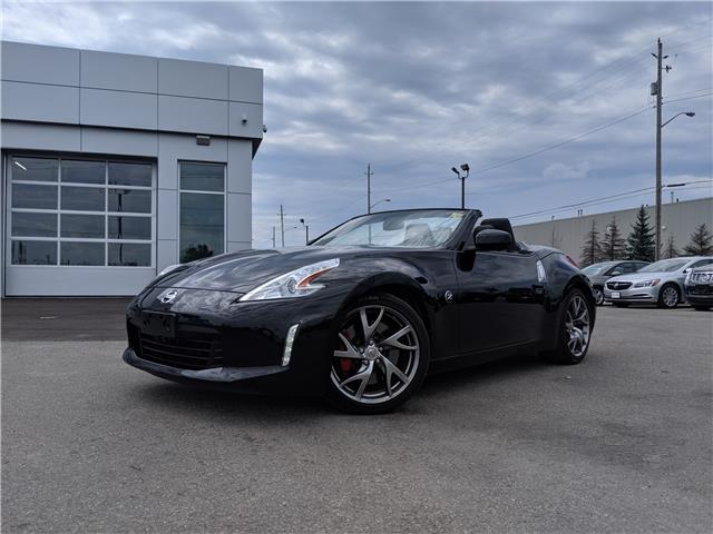 2017 Nissan 370Z Touring (Stk: 1255678A) in Newmarket - Image 1 of 23