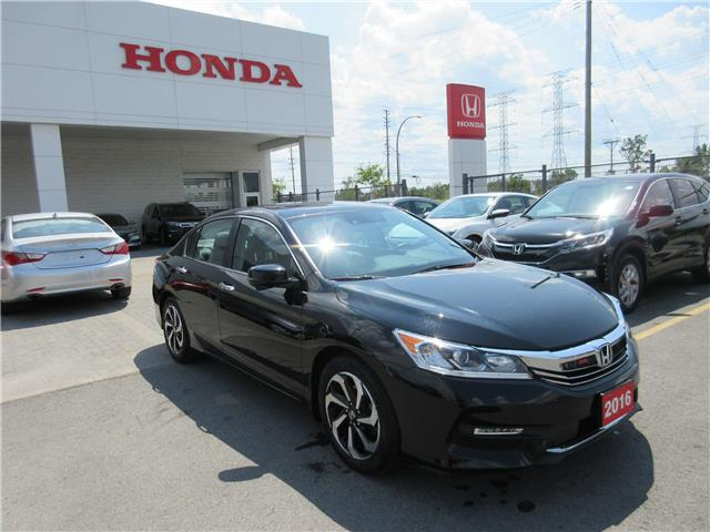 2016 Honda Accord EX-L (Stk: 26802L) in Ottawa - Image 3 of 17