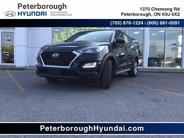 2019 Hyundai Tucson Essential w/Safety Package (Stk: H12076) in Peterborough - Image 1 of 15