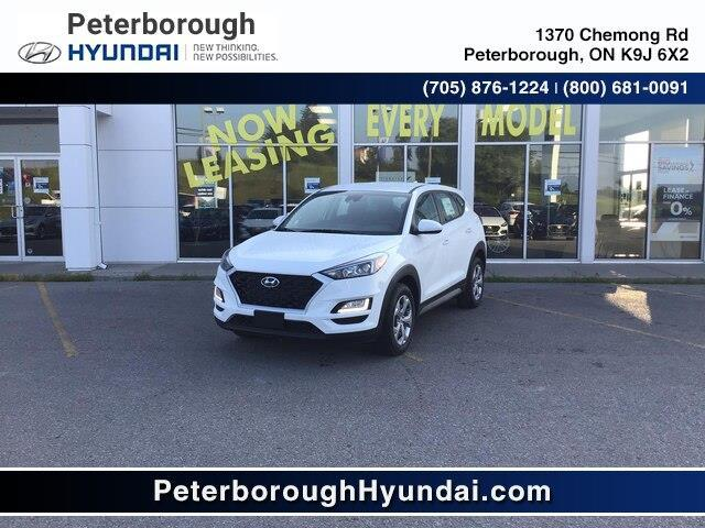 2019 Hyundai Tucson Essential w/Safety Package (Stk: H12077) in Peterborough - Image 1 of 21