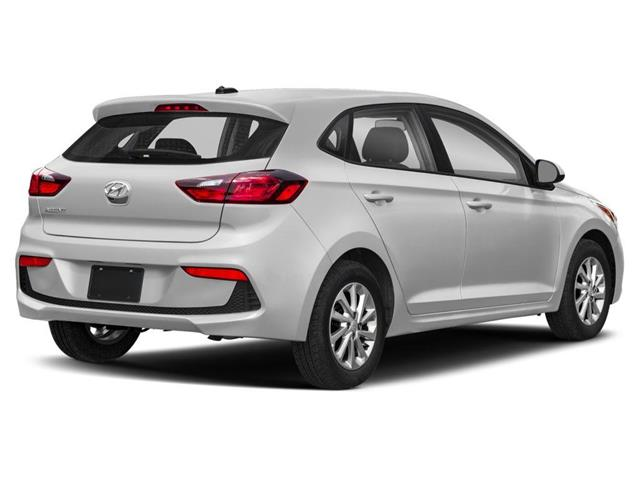 2020 Hyundai Accent Preferred (Stk: 089631) in Whitby - Image 3 of 9