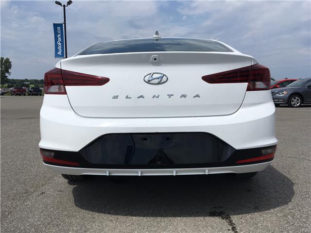 2019 Hyundai Elantra Preferred (Stk: 19-36522RJB) in Barrie - Image 6 of 27