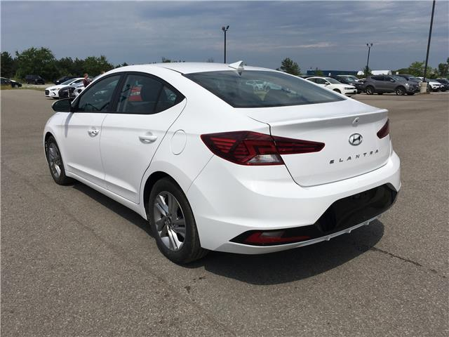 2019 Hyundai Elantra Preferred (Stk: 19-36522RJB) in Barrie - Image 7 of 27
