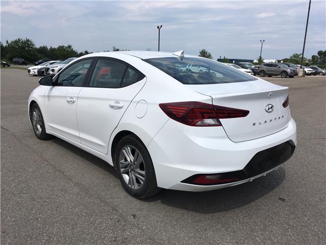 2019 Hyundai Elantra Preferred (Stk: 19-36603RJB) in Barrie - Image 7 of 26