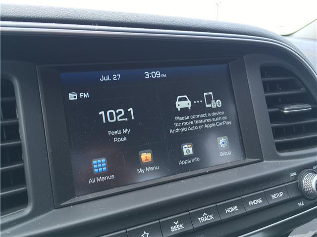 2019 Hyundai Elantra Preferred (Stk: 19-36603RJB) in Barrie - Image 25 of 26