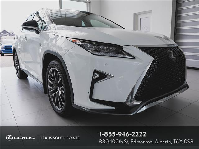 2017 Lexus RX 350 Base (Stk: L900136A) in Edmonton - Image 1 of 26