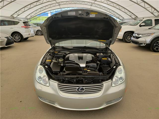 2002 Lexus SC 430 Base (Stk: LU0260) in Calgary - Image 15 of 26
