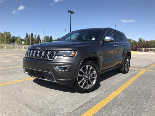 2018 Jeep Grand Cherokee Limited (Stk: P0334) in Calgary - Image 1 of 25