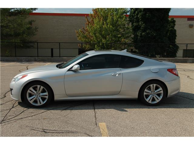 2010 Hyundai Genesis Coupe 2.0T Premium (Stk: 1905206) in Waterloo - Image 2 of 21