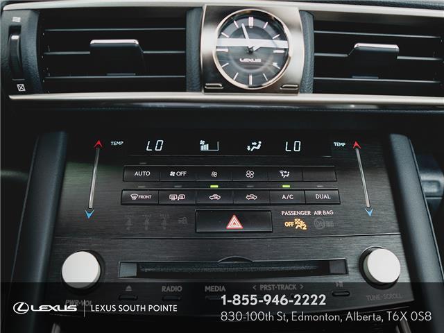 2018 Lexus IS 350 Base (Stk: L900461A) in Edmonton - Image 16 of 27