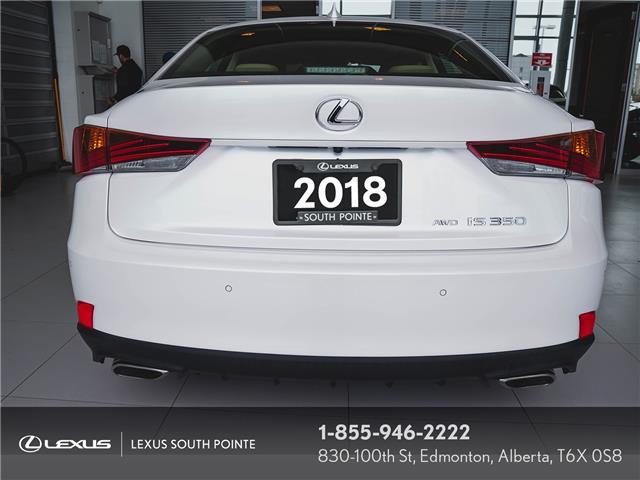 2018 Lexus IS 350 Base (Stk: L900461A) in Edmonton - Image 6 of 27