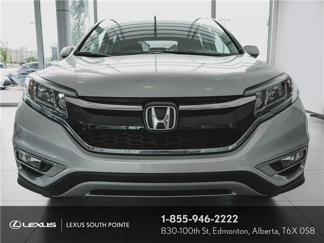 2016 Honda CR-V SE (Stk: L900568A) in Edmonton - Image 2 of 22