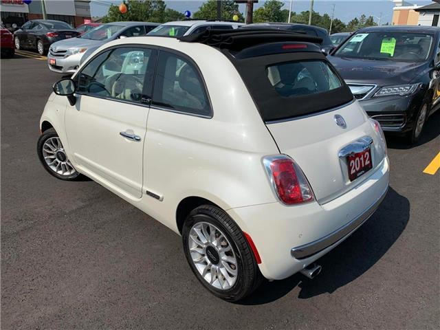 2012 Fiat 500C Lounge (Stk: 196301) in Orleans - Image 2 of 26