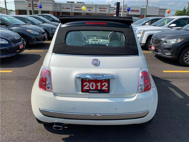 2012 Fiat 500C Lounge (Stk: 196301) in Orleans - Image 3 of 26