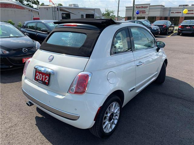 2012 Fiat 500C Lounge (Stk: 196301) in Orleans - Image 4 of 26