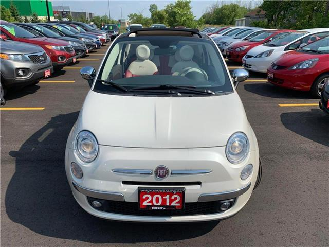 2012 Fiat 500C Lounge (Stk: 196301) in Orleans - Image 6 of 26