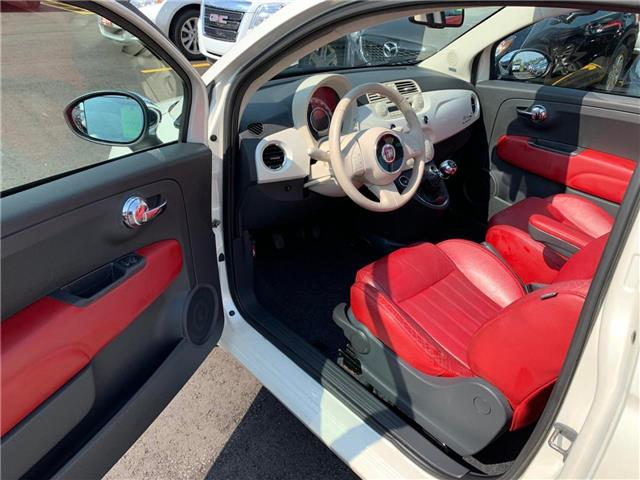 2012 Fiat 500C Lounge (Stk: 196301) in Orleans - Image 7 of 26