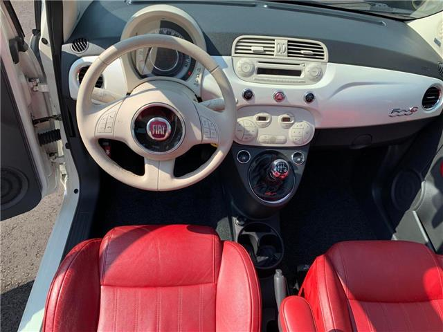 2012 Fiat 500C Lounge (Stk: 196301) in Orleans - Image 10 of 26