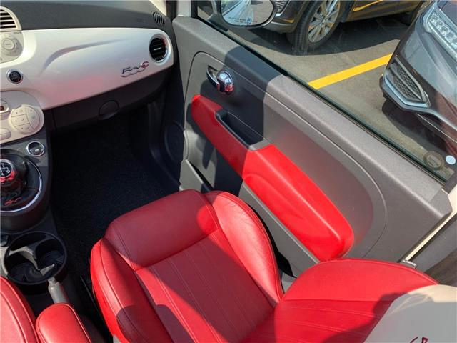 2012 Fiat 500C Lounge (Stk: 196301) in Orleans - Image 11 of 26