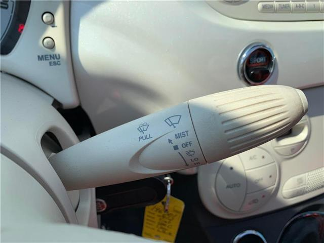 2012 Fiat 500C Lounge (Stk: 196301) in Orleans - Image 14 of 26