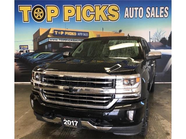 2017 Chevrolet Silverado 1500 High Country (Stk: 353979) in NORTH BAY - Image 1 of 27