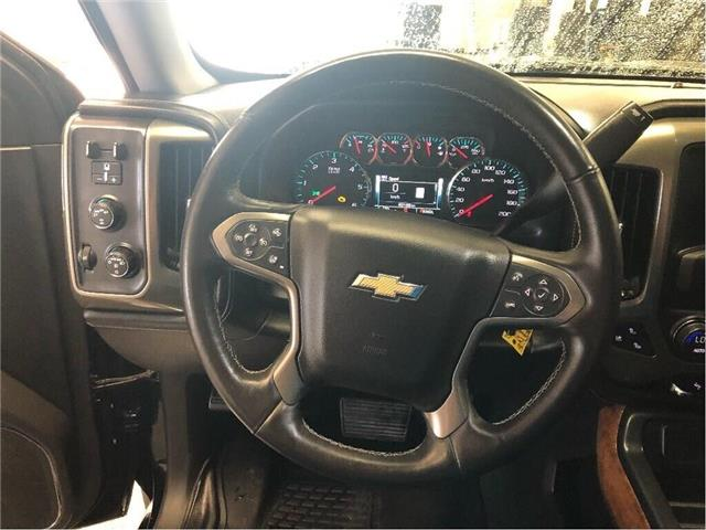 2017 Chevrolet Silverado 1500 High Country (Stk: 353979) in NORTH BAY - Image 11 of 27