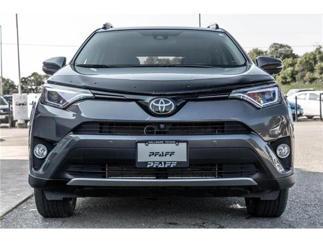 2016 Toyota RAV4 AWD Limited (Stk: H19543A) in Orangeville - Image 2 of 22