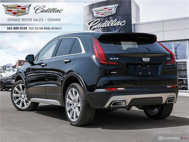 2020 Cadillac XT4 Premium Luxury (Stk: 0004621) in Oshawa - Image 4 of 19